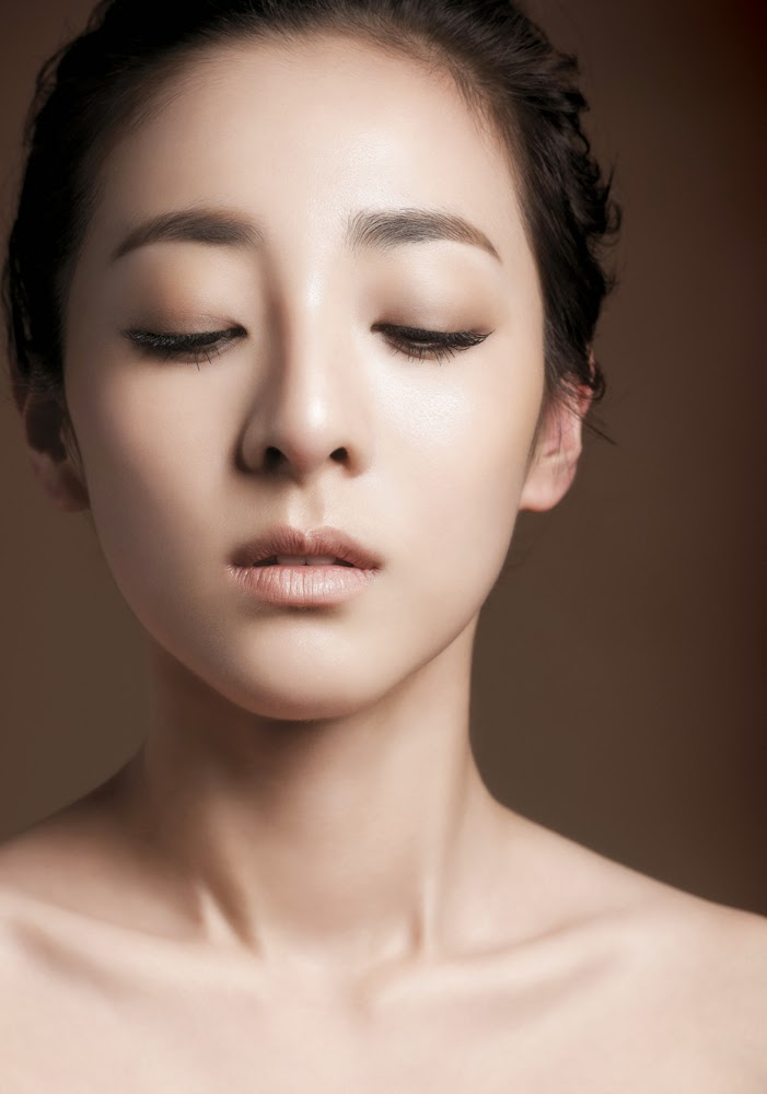 skin care at home, sandara park