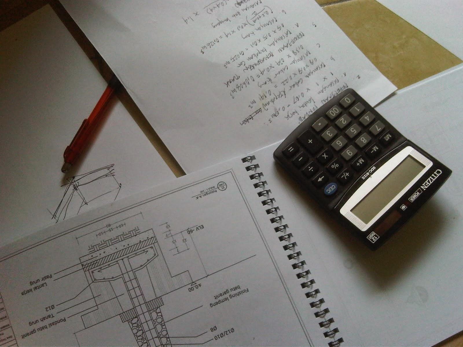 Jasa Arsitek | Jasa Hitung Struktur | Jasa Hitung RAB