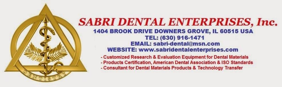 Sabri Dental Enterprises Inc.