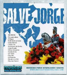 Capa Salve Jorge | músicas