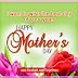 HAPPY MOTHERS DAY - Congratulations on this beautiful Mother's Day