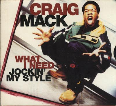 Craig Mack – What I Need / Jockin' My Style (CDS) (1997) (320 kbps)