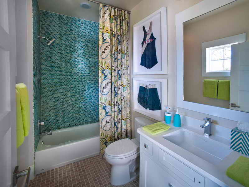 Creating Bathroom Interior With Nautical Bathroom Décor Could Make Your  Bathroom Interior More Natural. You Should Try To Decorate Your Bathroom  With Some ...