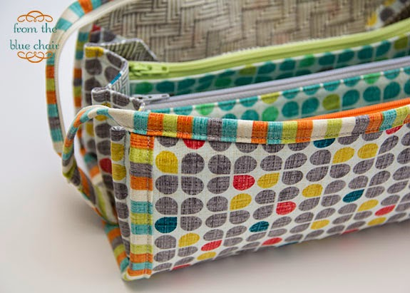 from the blue chair: A Sew Together Bag