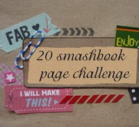 20 smashbook page Project Logo