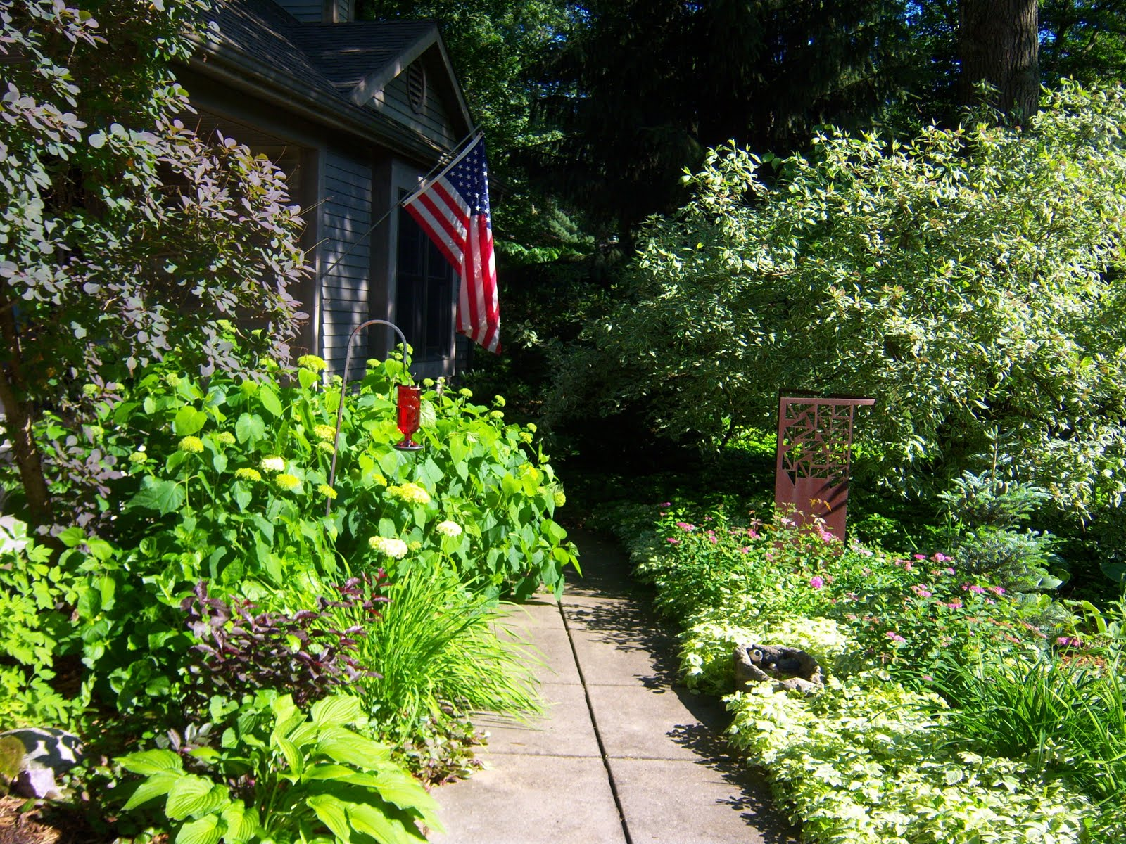 Garden Walk Path