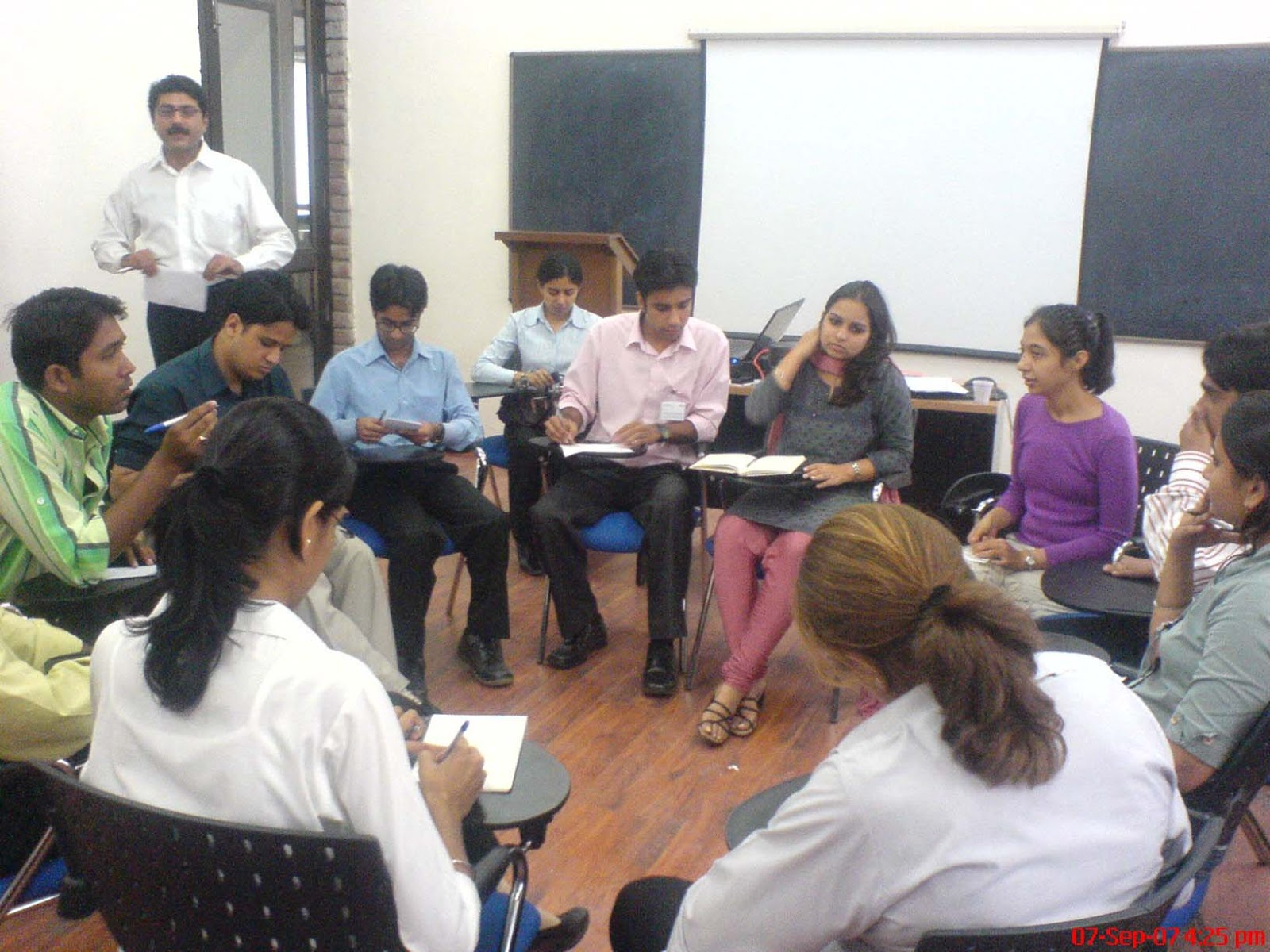 group discussion topics and answers