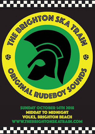SUNDAY 14 OCTOBER <br>The Brighton Ska Train Reggae All-Dayer<br>The Volks Club, Brighton