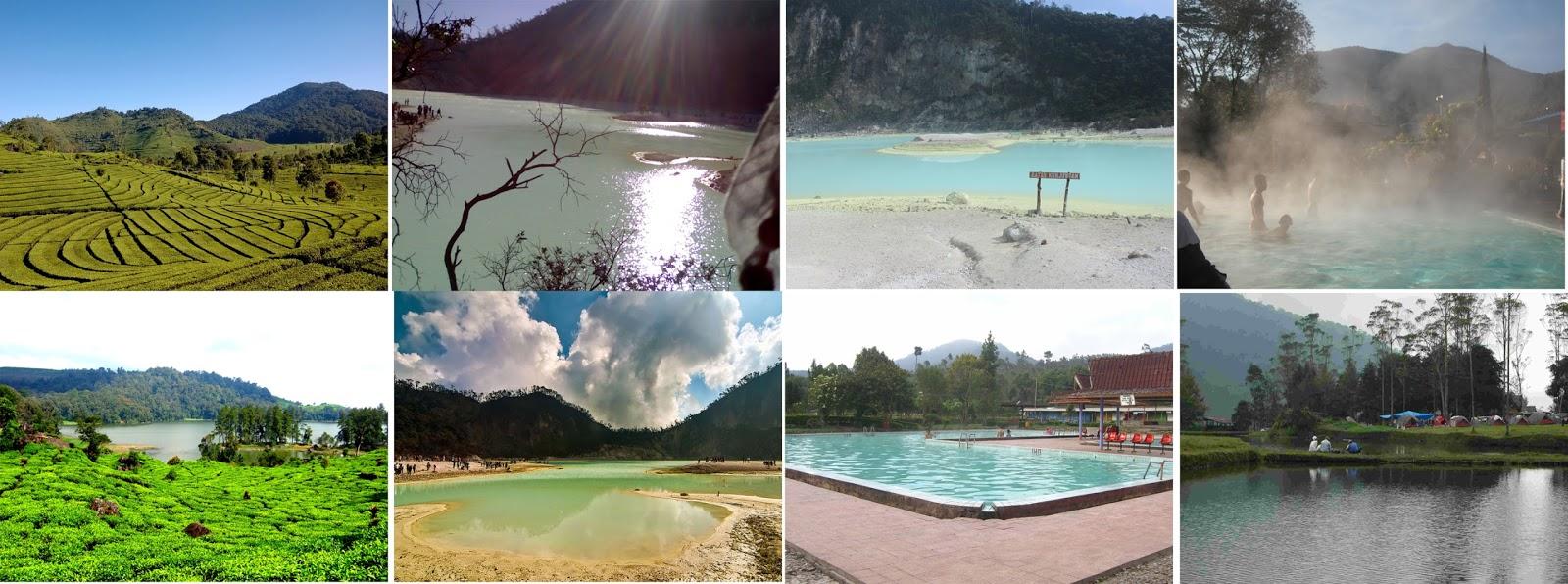 Ciwidey dan Alam Bandung Selatan