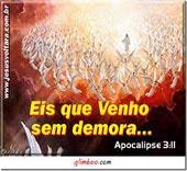 JESUS ESTÁ VOLTANDO!!!!!!!!!!