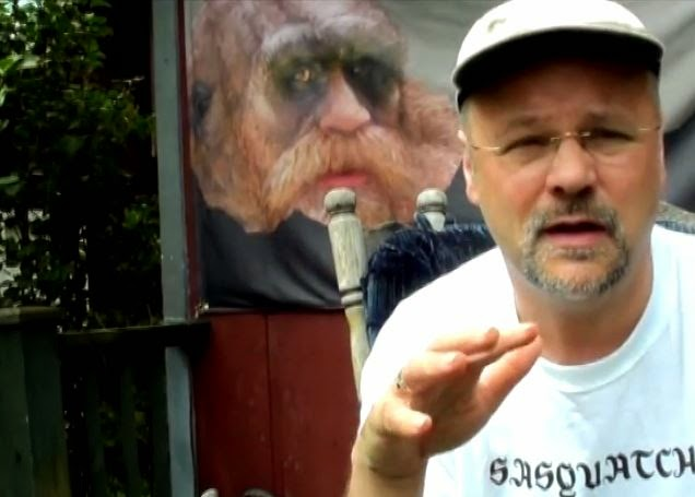 Watch This Video The Sasquatch Listening Project 2014