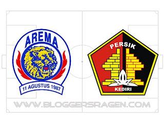 Prediksi Pertandingan Arema vs Persik