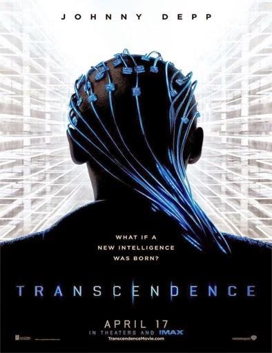 Ver Transcendencia: Identidad Virtual (Transcendence) (2014) Online