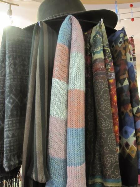 Bufandas y fulares estampados