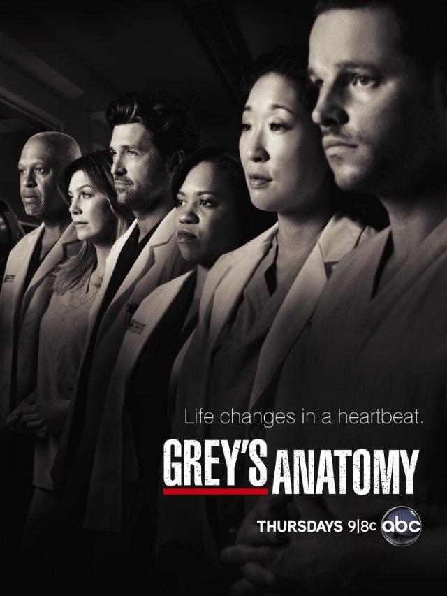 El diario de un cinéfilo clásico: Grey\'s Anatomy (Anatomía de Grey ...