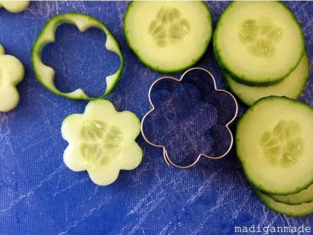 Cucumber cutters