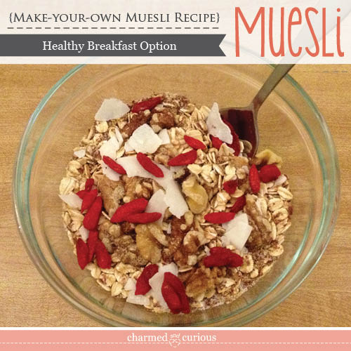 Make-Your-Own Museli Recipe