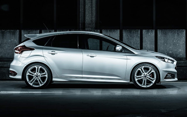 Ford Focus 2016 ST Montune