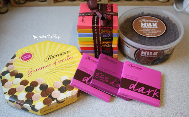 A pack of Thornton's chocolates from www.anyonita-nibbles.com