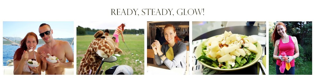 Ready, steady, glow!