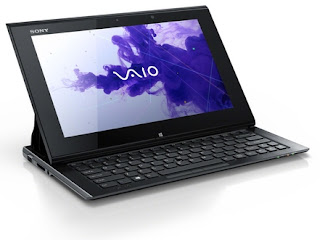 "SONY VAIO Duo SVD1121Q2EB 11.6"" Touchscreen Convertible Ultrabook™"