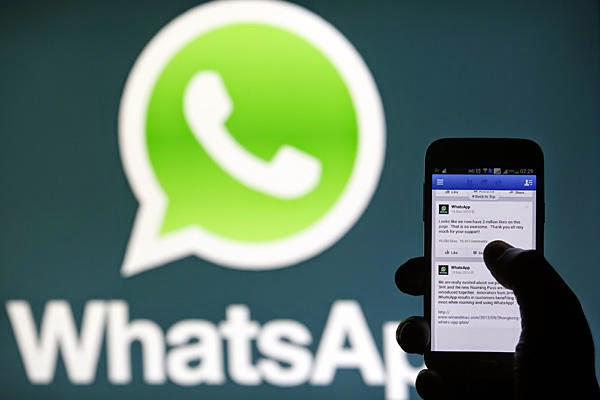 Facebook's purchase of WhatsApp gets European Commission approval