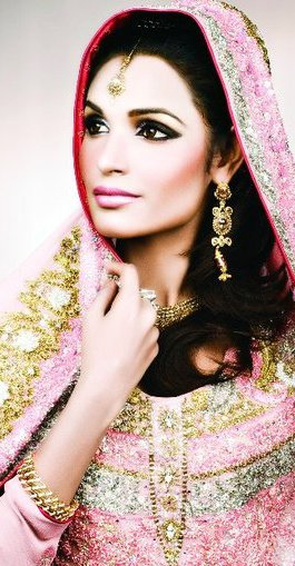 Make Up Styles 2011-12 | Make Over Artist Rabia Shiraz | Latest Make up Trend by MIRAS Bridal Salon