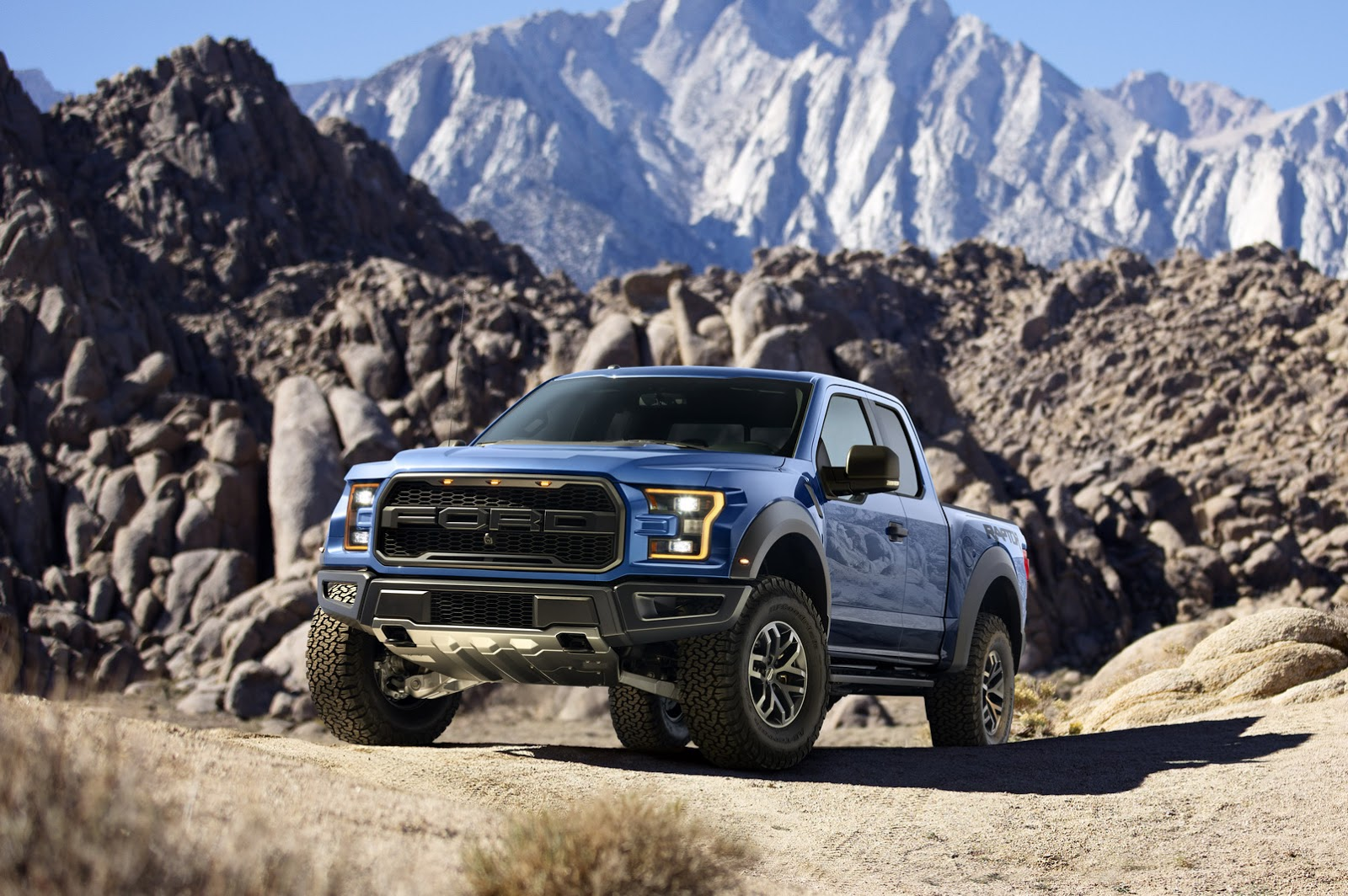 2017 ford f 150 raptor to have 450 hp and 510 lb ft