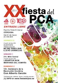 XX Fiesta del PCA