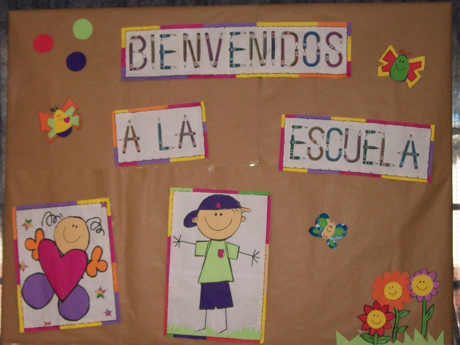 BIENVENIDOS AL CICLO LECTIVO 2011