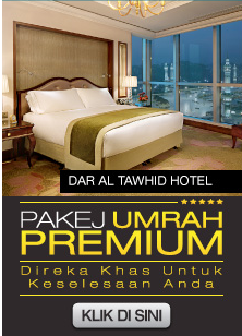 Pakej Umrah Premium POTO