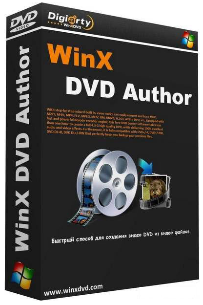WinX DVD Author 6.2.7