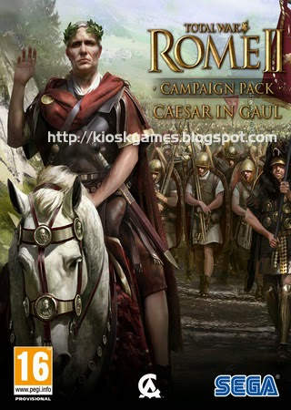 in Gaul is a standalone Kiosk Games Total War ROME II Caesar in Gaul