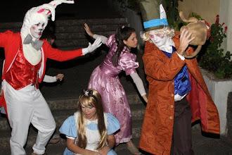 Teatro Alice No País das Maravilhas