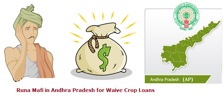 AP Runa Mafi List of Crop Loan Waiver Scheme District Wise List