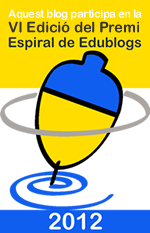 Premi edublogs 2012