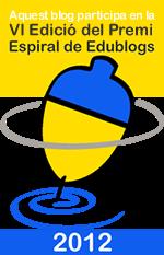 Premi edublogs 2012