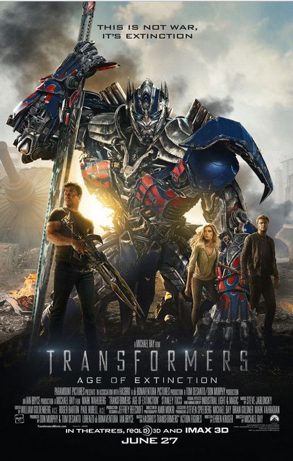 Download Transformers Age of Extinction (2014) - Subtitle Indonesia