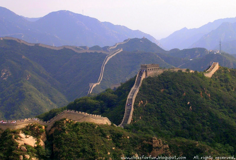 Ancient China Civilizations History Architecture Travel Photography Great Wall Badaling Section
