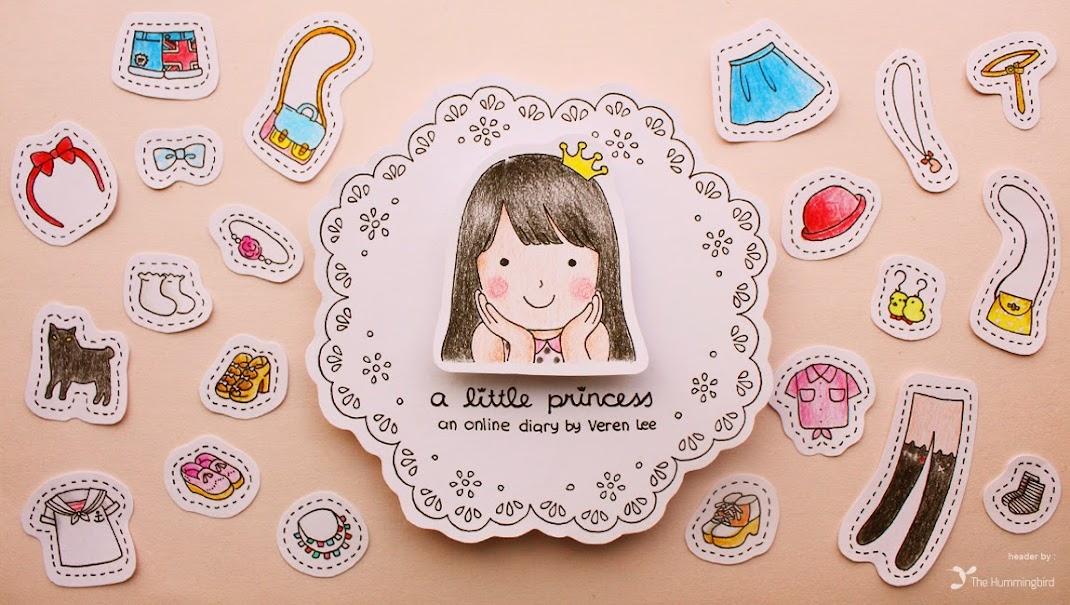 .a little princess.