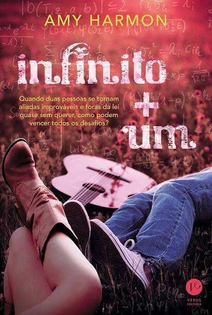 Infinito + Um  |  Amy Harmon @Verus_Editora