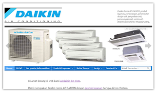 Harga Air Conditioner AC Daikin