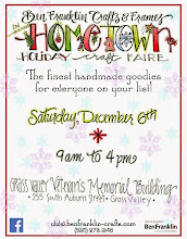 Craft Fair~Grass Valley
