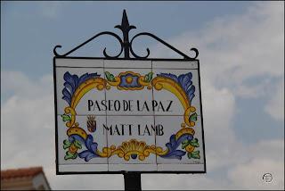PASEO de la PAZ - MATT LAMB