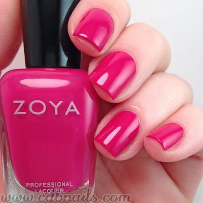Zoya Nana Swatch