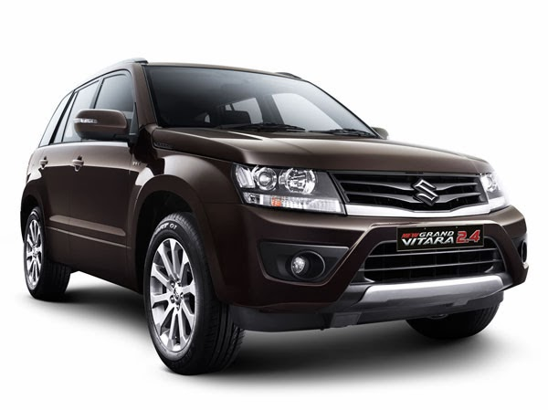 NEW GRAND VITARA 2.4: 'Discovery Redefined'