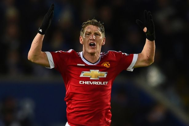 Captain material: Schweinsteiger is a worthy skipper