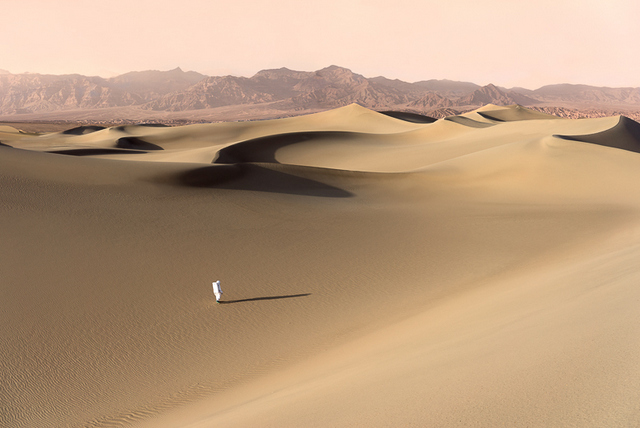 © Julien Mauve | Greetings From Mars | Fotografía | Photography