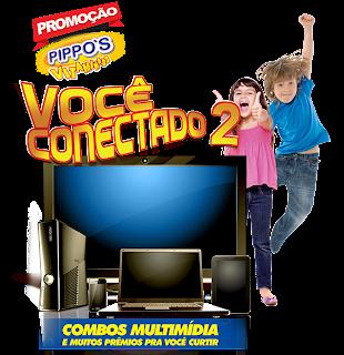 """Promoção """"Pippo´s Vitaminado, Você Conectado 2"""""""