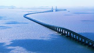Donghai Bridge Wallpaper